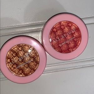 NWT ACE BEAUTE GLIMMER SHADOW DUO NEW